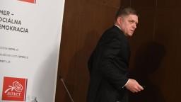Fico chce rozbehnúť poslanecký klub, má záujem o post predsedu