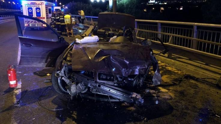Mladý šofér BMW neprežil haváriu na D1, nikdy nemal vodičák