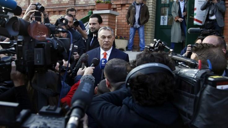 Maďarského premiéra Orbána si pozvali do Bruselu na koberec