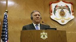 Izrael má právo brániť sa, vyhlásil šéf americkej diplomacie