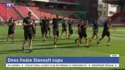 Slovnaft Cup vrcholí, o trofej zabojujú Slovan s Ružomberkom