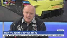 ŠTÚDIO TA3: M. Konôpka o novej sezóne ARC Bratislava