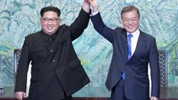 Na Kimov sľub má dohliadať OSN, požiadal o to juhokórejský prezident