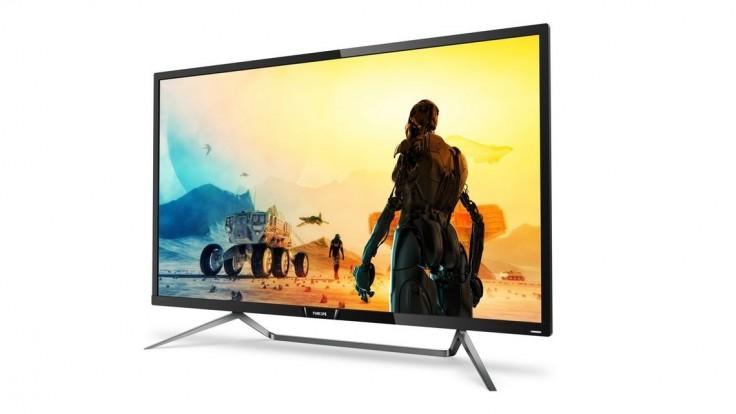 43 palcový 4K monitor Philips sa chváli najvyššou certifikáciou HDR