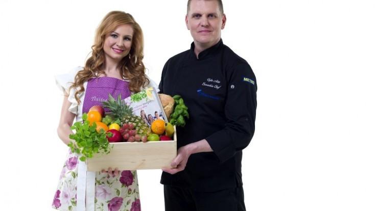 Zdravo, chutne a s láskou. Foodblogerka Tinka bude variť priamo v obchodoch METRO