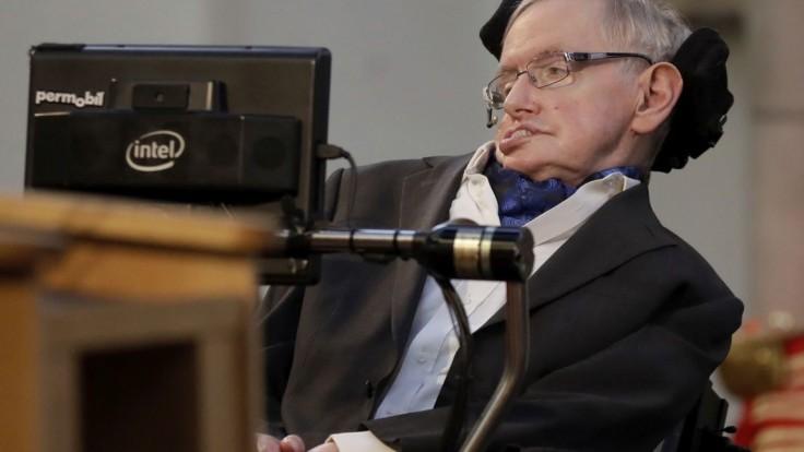 Vydali poslednú štúdiu zosnulého fyzika Stephena Hawkinga
