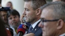 Hutnícky gigant z Košíc neodchádza, oznámil po rokovaní Pellegrini