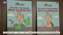 Bratislava chce obyvateľov s trvalým pobytom, spúšťa kampaň
