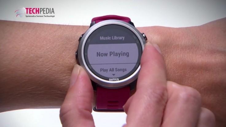Športové hodinky, ktoré potešia hudobne naladených používateľov