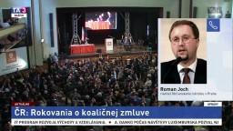 R. Joch o programovom vyhlásení možnej novej českej vlády