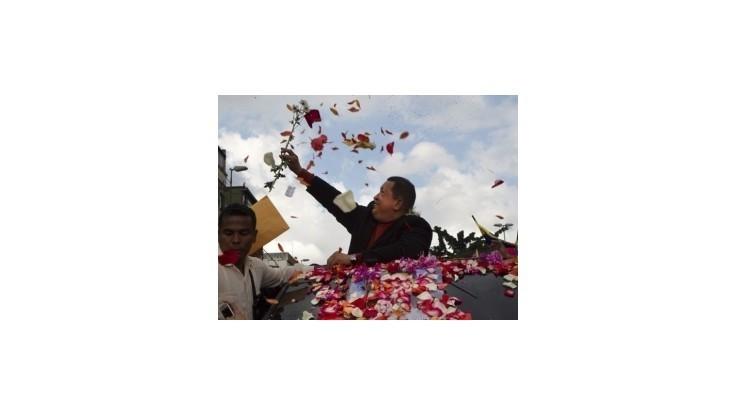 Hugo Chávez úspešne ukončil liečbu rakoviny
