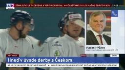 Tréner V. Vůjtek o očakávanom derby s Českom