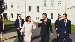 Pellegrini sa stretol s Macejkovou, hovorili o voľbe ústavných sudcov