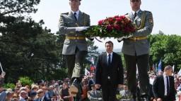 Fotogaléria: Slovensko si uctilo pamiatku generála Štefánika
