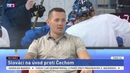 ŠTÚDIO TA3: M. Lažo o našej hokejovej reprezentácii