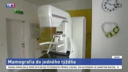 Trnavská nemocnica kúpila nový mamograf, do júla pribudne aj CT
