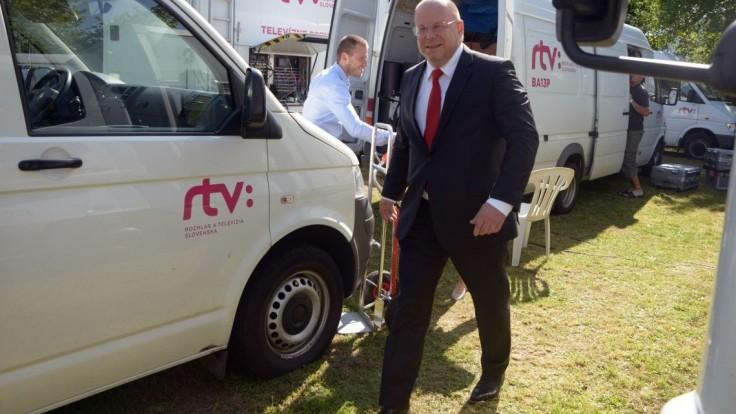 Situáciu v RTVS môže Rezník ešte napraviť, tvrdí štátny tajomník