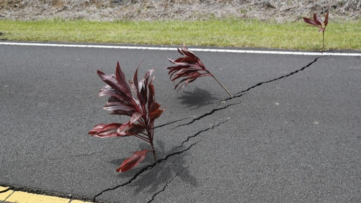 Fotogaléria: Žeravá láva a zemetrasenie menia tvár havajského ostrova