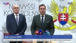 TB A. Danka a K. Mitríka po pracovnej návšteve na NKÚ