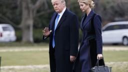Trump pri otvorení americkej ambasády v Jeruzaleme nebude, zastúpi ho dcéra