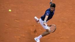 Nole začal turnaj vo veľkom štýle, zdolal finalistu z Monte Carla