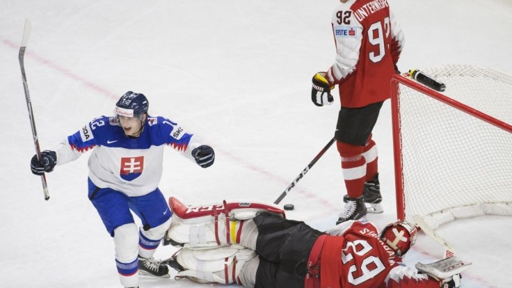 Slovenskí hokejisti vyhrali nad Rakúskom, rozhodla druhá tretina