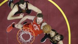 NBA: Cleveland vo finále, Torontu nedovolil ani jednu výhru