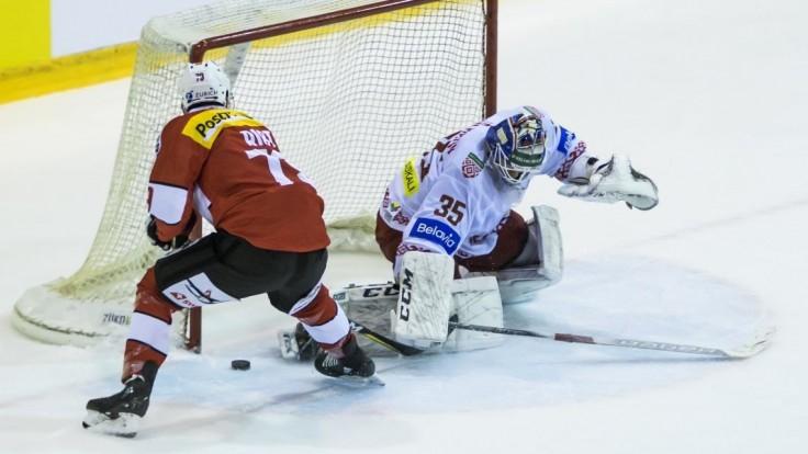 Nepomohla im ani výmena trénera, Bielorusov zdolali Helvéti