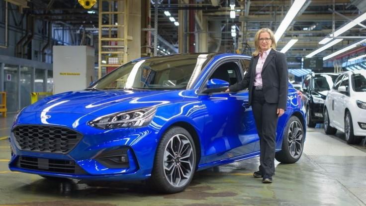 V Nemecku začali vyrábať nový Ford Focus