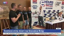 Orechovú Potôň čaká Slovakia Ring, po prvýkrát aj so sajdkárami