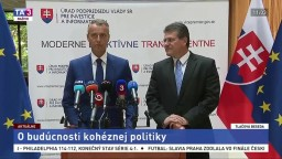 TB R. Rašiho a M. Šefčoviča o návrhu viacročného finančného rámca