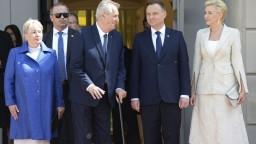 Zeman sa zastal Poľska v otázke ťažby: Môžu si robiť, čo chcú