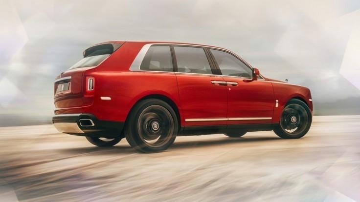 Pre najbohatších: Rolls-Royce Cullinan