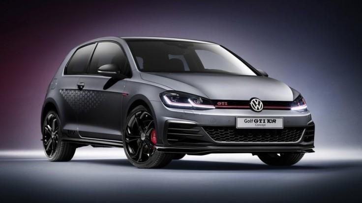 Volkswagen pripravil Golf GTI inšpirovaný okruhovými pretekmi