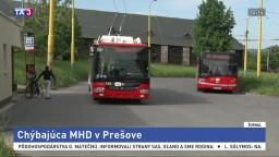 V Prešove chýbajú linky MHD, problémom sú vraj cesty