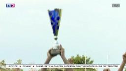 Futbalová reprezentácia do 18 rokov vyhrala medzinárodný turnaj Slovakia Cup
