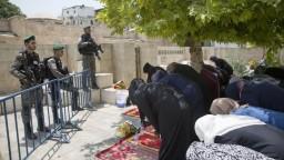 USA čoskoro presťahuje ambasádu, Izrael posilňuje obranu