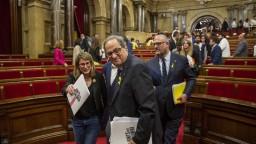 Očakávania sa nenaplnili, katalánsky parlament regionálneho premiéra nezvolil