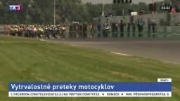 Už druhýkrát sa na Slovensku konali vytrvalostné preteky motocyklov