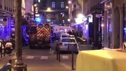 V centre Paríža útočil muž s nožom, polícia páchateľa zneškodnila