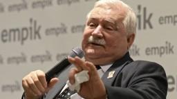 Kaczyński trvá na odškodnom za ohováranie, Wałęsa vinu odmieta