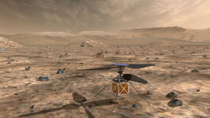 Do prieskumu Marsu sa zapojí miniatúrny robotický vrtuľník
