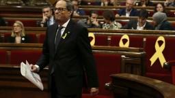 Katalánsko sa vyhlo voľbám, parlament zvolil nového premiéra