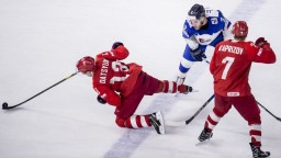 Naši hokejisti zhodnotili zápas s Ruskom, Sekera je kritický