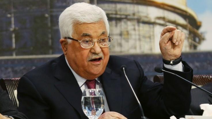 Návrh na mier neprijmem, odkázal Trumpovi palestínsky prezident