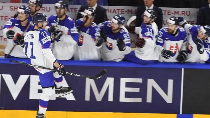 Slovensko po súboji s Bieloruskom na MS končí, v zápase padlo 11 gólov