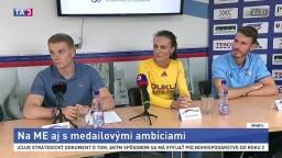 Slovenskí atléti sú pripravení na sezónu, majú medailové ambície