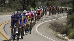 Tretiu etapu Okolo Kalifornie vyhral Skujinš, Sagan skončil štvrtý