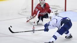 NHL: Washington na domácom ľade neuspel, zdolala ho Tampa