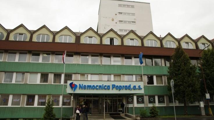 V popradskej nemocnici ratovali postrelené deti, prípad vyšetrujú